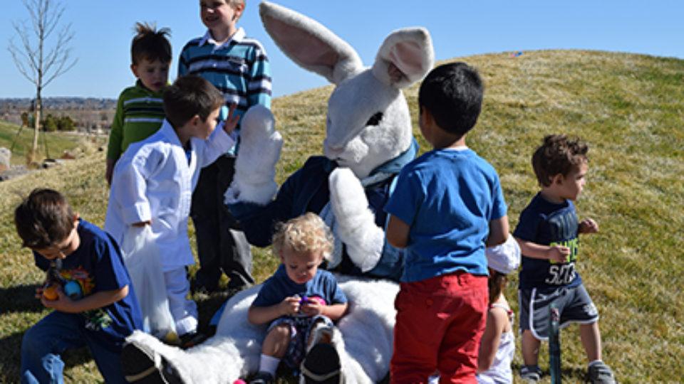 Easter Eggstravaganza at Stepping Stone