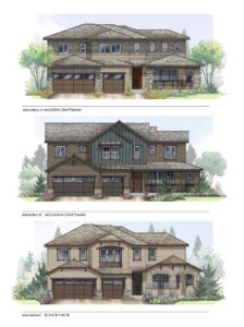 Stepping Stone new homes Stonewalk collection 5 bedroom