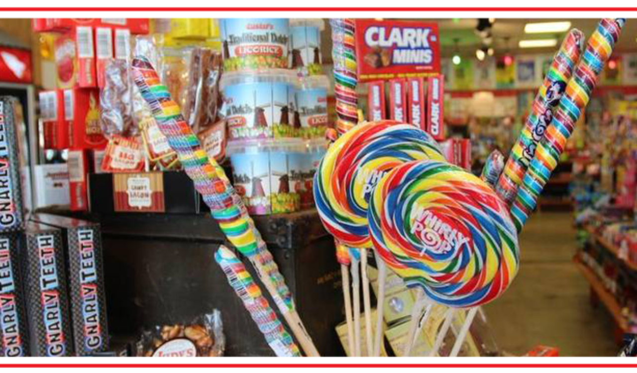 Rocket Fizz treats