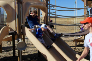 Stepping Stone playground