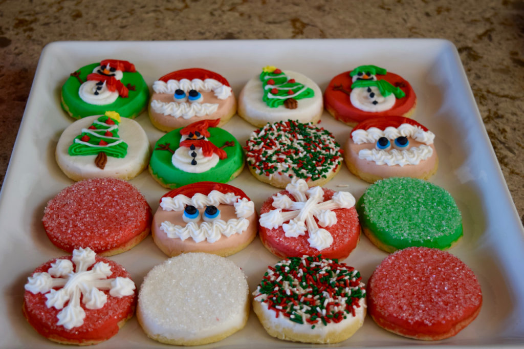 Christmas Cookies at Stepping Stone