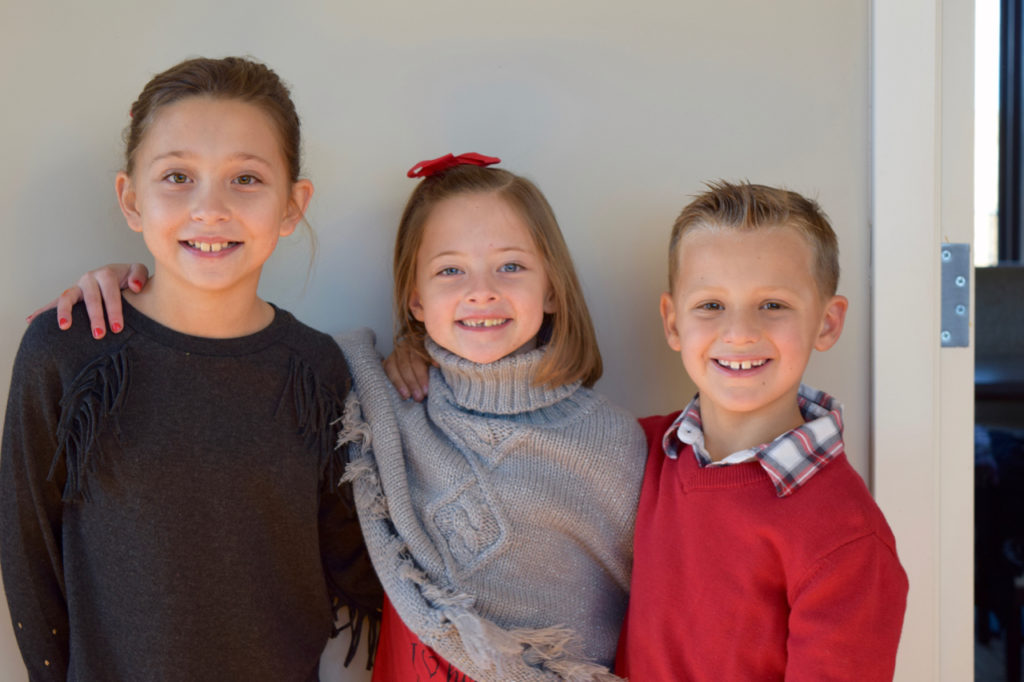 Family Photos at Stepping Stone