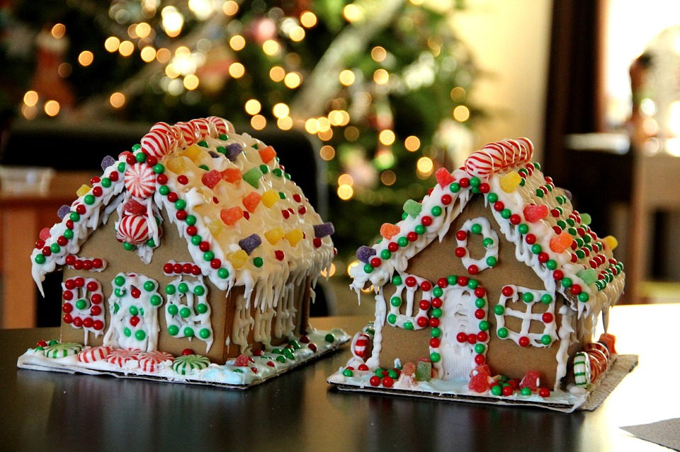 Gingerbread Houses Stepping Stone CO
