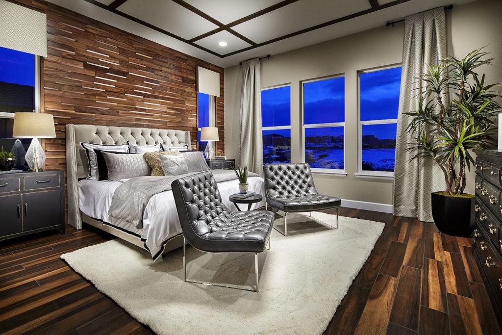 Cimarron Master Bedroom